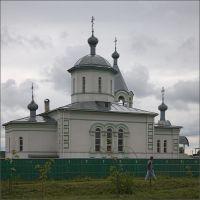 Церковь Серафима Саровского, Харовск