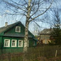 The house of my grandmother, Харовск