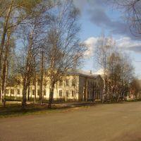 Лето 2007, Харовск