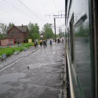жилой дом у станции Харовская СЖД, Харовск