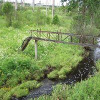 ручей к западу, Харовск