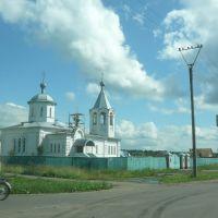 Церковь в Харовске, Харовск