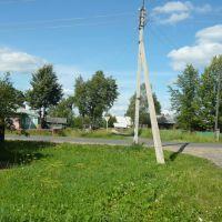 Перекресток небольшой, Харовск