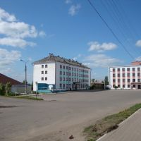 Харовск. Центральная площадь., Харовск