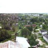 Вологодская область, Харовск, панорама, Харовск