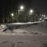 улица Энергетиков, Харовск
