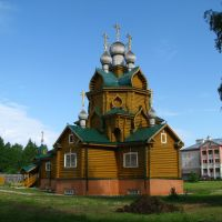 Chagoda Church, Чагода