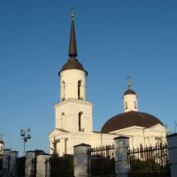 Church of christmas 1, Череповец