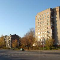 Parkovaia st., Череповец