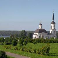Церковь Рождества Христова / The Nativity church (22/07/2007), Череповец