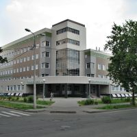 New polyclinic, Череповец