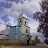 п.Шексна. Церковь, Шексна