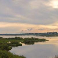 река Шексна, Шекснинского район, Вологодская область, Шексна