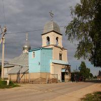 Шексна. Церковь Казанской иконы Божией Матери (новая), Шексна
