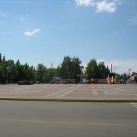 Главная площадь Анны, Анна