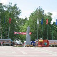Памятник Ленину, Анна