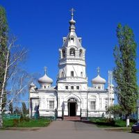 Anna , пгт. Анна, Church Церковь, Анна