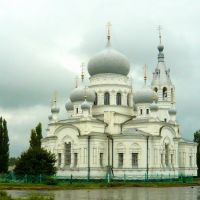 Храм в р.ц. Анна, Анна