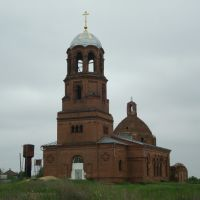 Бобров.Храм в Азовке., Бобров