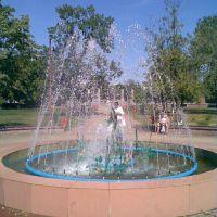 Богучар. Городской фонтан., Богучар