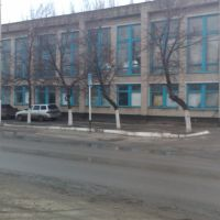 Спортивная школа, Богучар