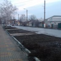 главная улица, Богучар