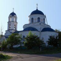 Богучар, Церковь Иоанна Воина, Богучар