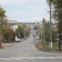 г. Богучар Воронежской области, улица 25 лет Октября, Богучар
