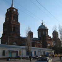 Преображенский собор, Бутурлиновка