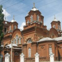 Спасо-Преображенский собор, Бутурлиновка