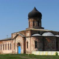 Храм Воздвижения честнаго Животворящего Креста Господня, Бутурлиновка