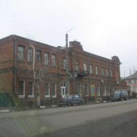 Здание, Бутурлиновка