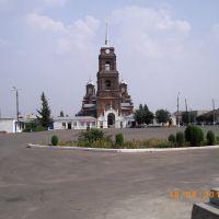 Площадь Воли, Бутурлиновка