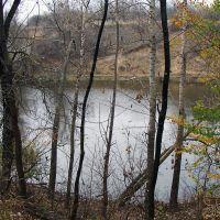 Старый пруд., Верхний Мамон
