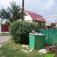 Верхний Мамон, мусор (08-2011), Верхний Мамон