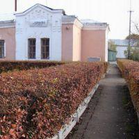 станция Воробьёвка, Воробьевка