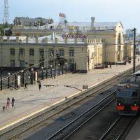 Железнодорожный вокзал. Воронеж -1. Россия., Воронеж