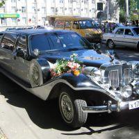 Свадебный автомобиль. Воронеж. Россия, Воронеж