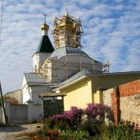 Спасская церковь. Воронеж. Россия, Воронеж