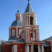 Ильинский храм. Воронеж. Россия, Воронеж