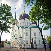 Voronezh - Blagoveshchensky Cathedral / Воронеж - Благовещенский кафедральный собор, Воронеж