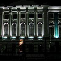Ночной Воронеж. Россия, Воронеж