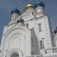 Лиски - Собор Владимирской иконы Божией матери, Лиски