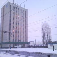 Лискинский вокзал-ворота города, Лиски