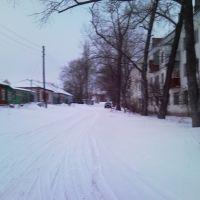 Панорама на ул. Энгельса, Лиски