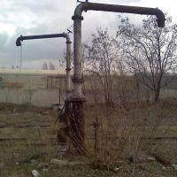 Водная колонка-Россия, Лиски