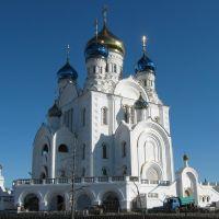 Лиски. Собор Владимирской иконы Божией Матери, Лиски