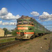 Станция Давыдовка, Юго-Восточная ж.д. 2003 год, Давыдовка