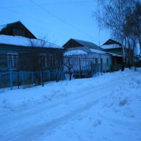 Давыдовка, Февраль 2004, Давыдовка