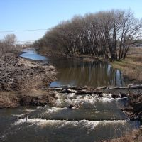река Хворостань, Давыдовка